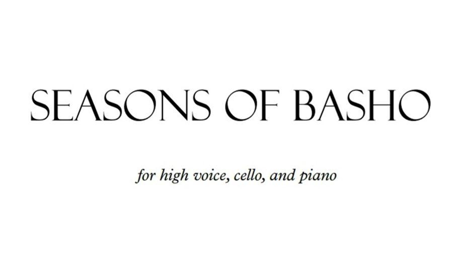 Seasons of Basho Cello Version