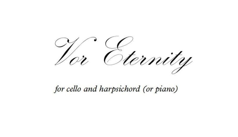 Vor Eternity Cello
